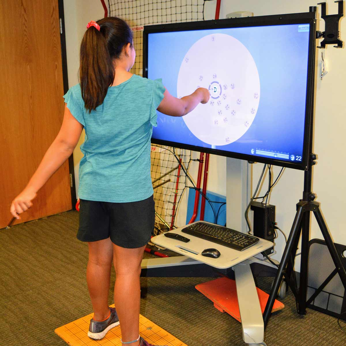Vision Therapy Screen